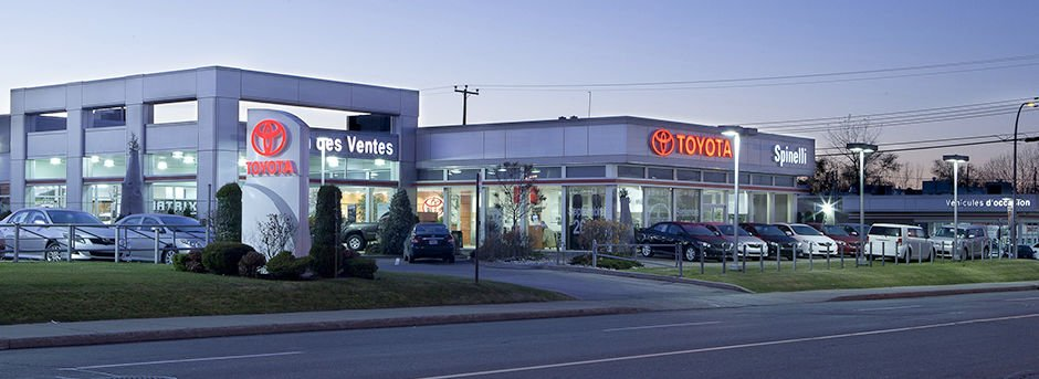 Toyota Pointe Claire >> Spinelli Toyota Pointe Claire Address Phone Number And Driving